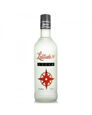Vodka Latitude 39° 0,7l